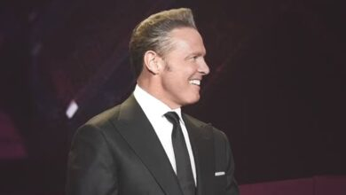 Photo of Luis Miguel y un apoteósico inicio de gira