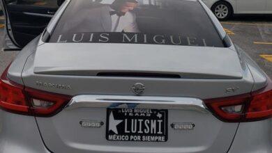 Photo of Luis Miguel, una pasión que se exhibe y vive sobre ruedas